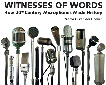 Witnesses of Words